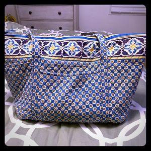 Vera Bradley Large overnight bag
